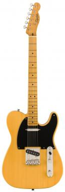 Fender squier classic vibe telecaster 50s butterscotch blonde