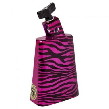 LATIN PERCUSSION LP204C-ZP PURPLE ZEBRA CAMPANACCIO 5""