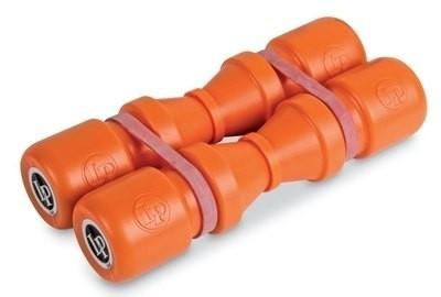 Latin percussion lp411l orange duoshake