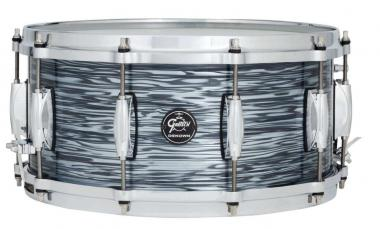 Gretsch rullante new renown maple 2016 silver oyster pearl 14x6,5
