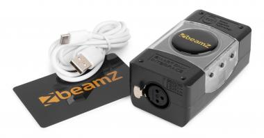 Beamz light rider/esa2 usb dmx interface