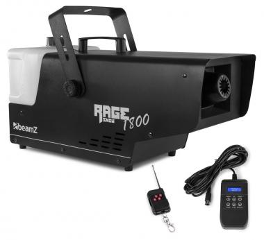 Beamz rage1800snow wireless dmx tim cntrl