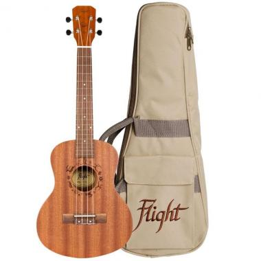 Flight nut310 sapele ukulele tenore