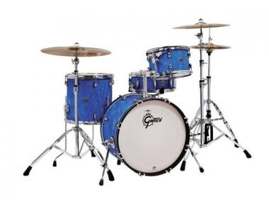 Gretsch  Shell-set Catalina Club 20-12-14-14x5,5 Blue Satin Flame