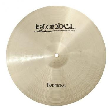 ISTANBUL CM18 TRADITIONAL CRASH MEDIUM 18""