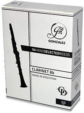 10 ANCE SERIE GD CLARINETTO Bb