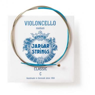 Jargar do blue medium per violoncello ja3004