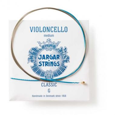 Jargar sol blue medium per violoncello ja3003
