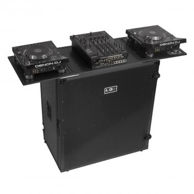 Udg u91049bl - udg ultimate fold out dj table black plus (wheels)