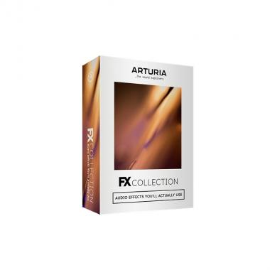 ARTURIA FX Collection (Codice)