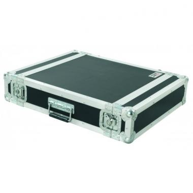 PROEL CR202BLKM FLIGHT CASE PROFESSIONALE 2U RACK 19""