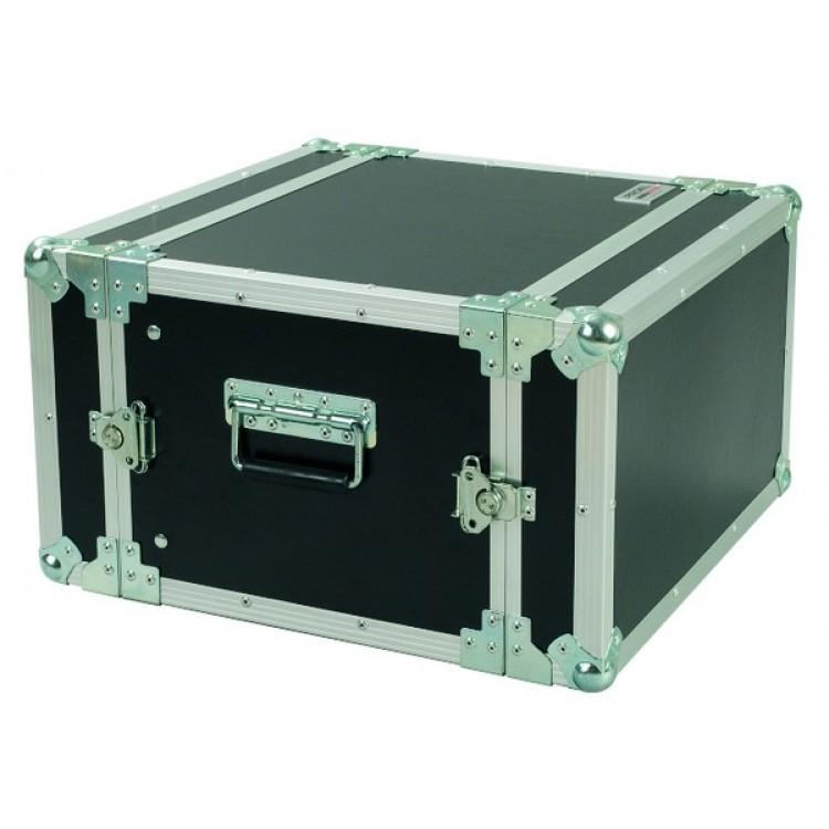PROEL CR106BLKM FLIGHT CASE STANDARD 6 UNITA' RACK 19""