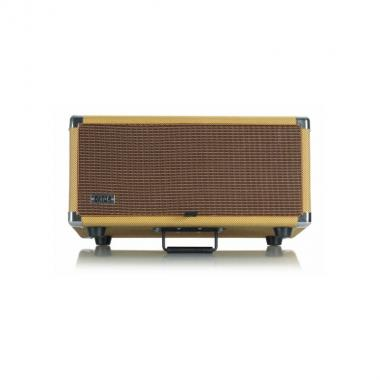 GATOR GR-RETRORACK-4TW - Retro Rack da 4U; profondità 12,5'' - Tweed