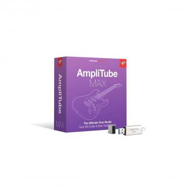 IK MULTIMEDIA AmpliTube MAX - bundle AmpliTube per MAC e PC