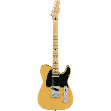 Fender player telecaster butterscotch blonde chitarra elettrica