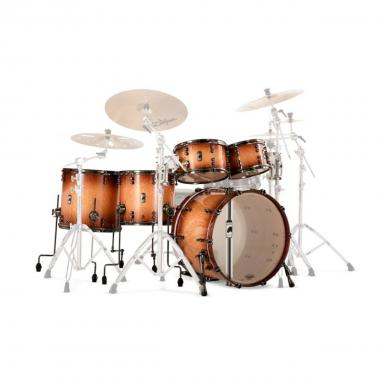 Mapex  bpdlv628xbpw black panther bp design lab versatus 5 peach burl bust