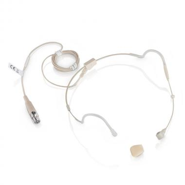 Ld systems ws100 mh3 microfono headset beige