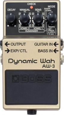 Boss aw3 dynamic wha