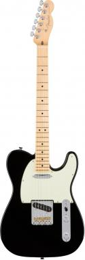 Fender american professional telecaster mn black