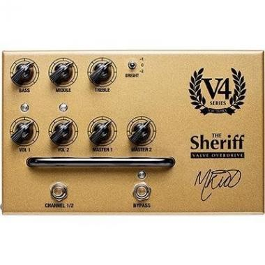 Victory sheriff pedal