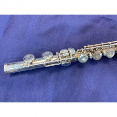 Selmer usa fl700 flauto in do silver
