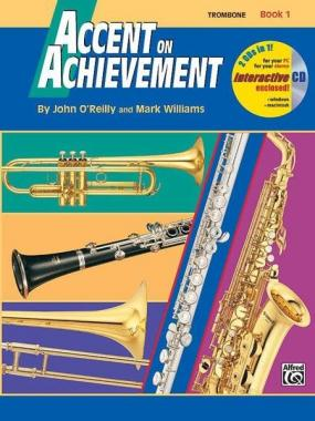 Accent of achievement vol 1+cd o'reilly williams  36