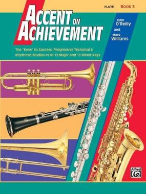 Accent on achievement flute vol.3 36