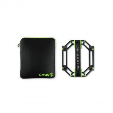 Gravity lts01b set 1 supporto regolabile per laptop